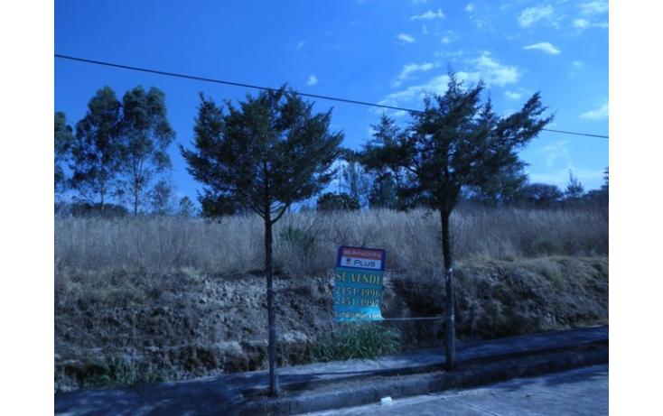 Foto de terreno habitacional en venta en don fernando, club virreyes, tepotzotlán, estado de méxico, 442345 no 01