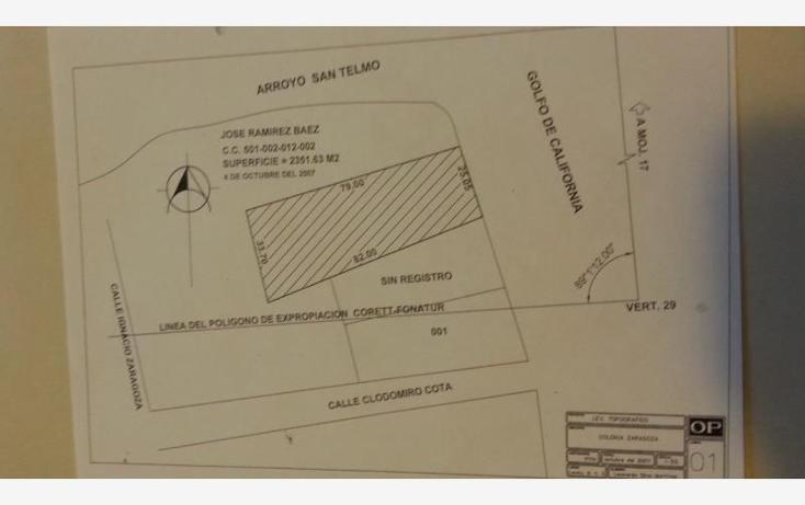 Foto de terreno habitacional en venta en don jose perpuli, zaragoza, loreto, baja california sur, 1341355 no 09
