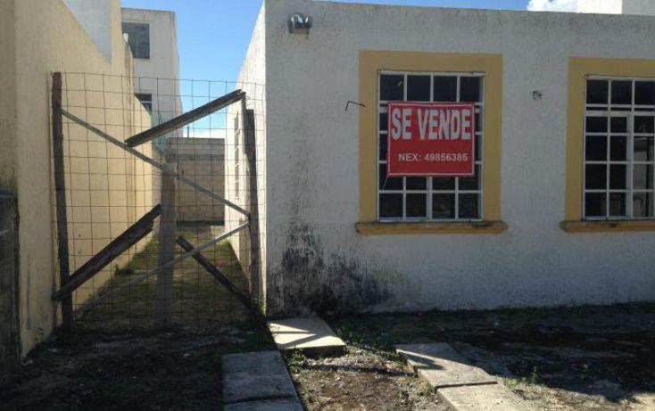 Foto de casa en venta en don nassim 63, puerto morelos, benito juárez, quintana roo, 1017715 no 02