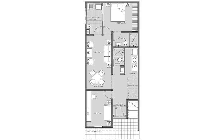 Foto de edificio en venta en  , donceles, benito juárez, quintana roo, 1857248 No. 08