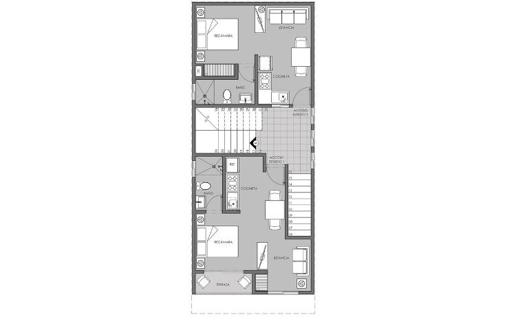 Foto de edificio en venta en  , donceles, benito juárez, quintana roo, 1857248 No. 09