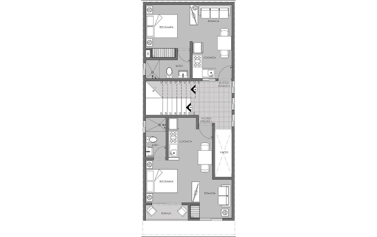 Foto de edificio en venta en  , donceles, benito juárez, quintana roo, 1857248 No. 10