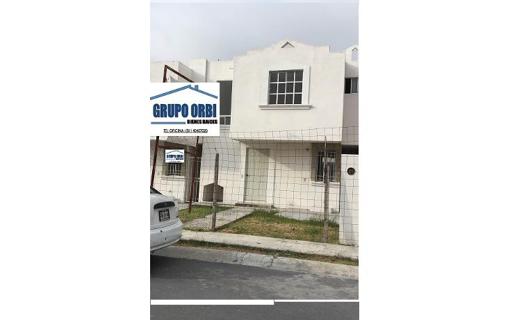 Foto de casa en venta en  , dos r?os, guadalupe, nuevo le?n, 1974656 No. 01