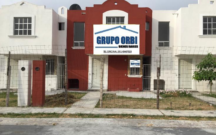 Foto de casa en venta en  , dos ríos, guadalupe, nuevo león, 1999764 No. 01