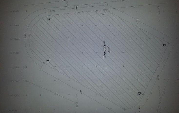 Foto de terreno habitacional en venta en dr jorge jimenez cantú, lomas verdes 1a sección, naucalpan de juárez, estado de méxico, 2041763 no 06