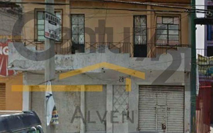 Foto de terreno habitacional en venta en dr marquez 28, doctores, cuauhtémoc, df, 1791550 no 04