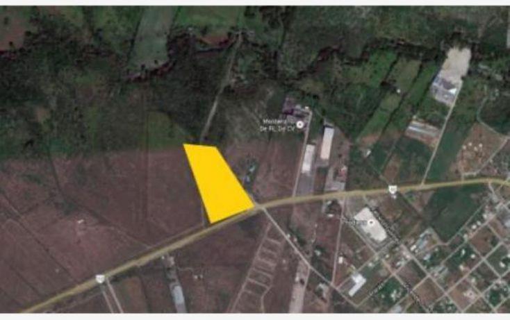 Foto de terreno industrial en renta en, dulces nombres, pesquería, nuevo león, 1386155 no 01