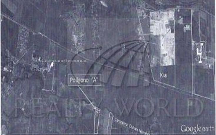 Foto de terreno industrial en venta en  , dulces nombres, pesquería, nuevo león, 1493377 No. 02