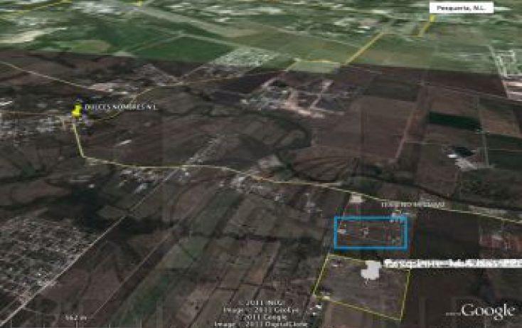Foto de terreno habitacional en venta en, dulces nombres, pesquería, nuevo león, 2034502 no 01