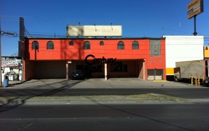 Foto de edificio en venta en  , dunas, juárez, chihuahua, 1180247 No. 01
