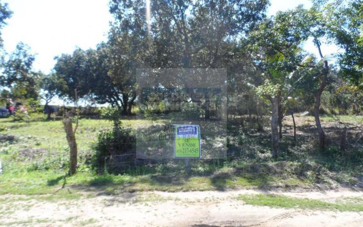 Foto de terreno habitacional en venta en durango 0, lindavista, pueblo viejo, veracruz de ignacio de la llave, 904895 No. 02