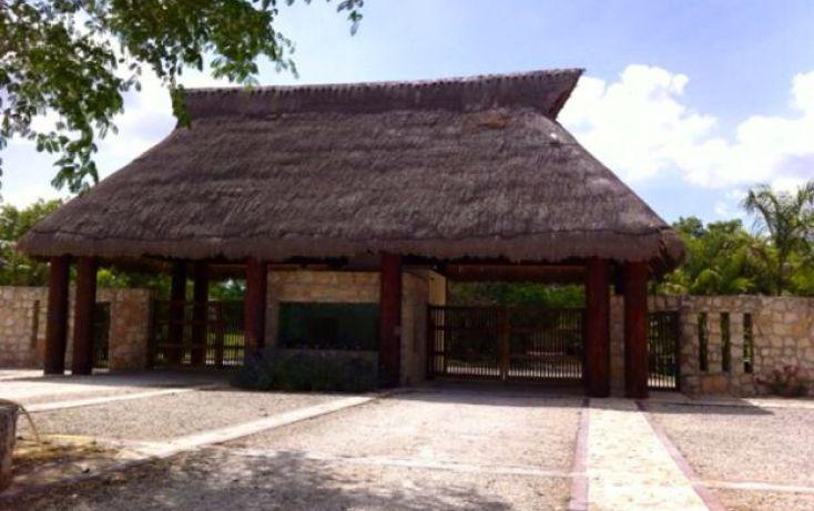 Foto de terreno habitacional en venta en, dzibilchaltún, mérida, yucatán, 1558632 no 02