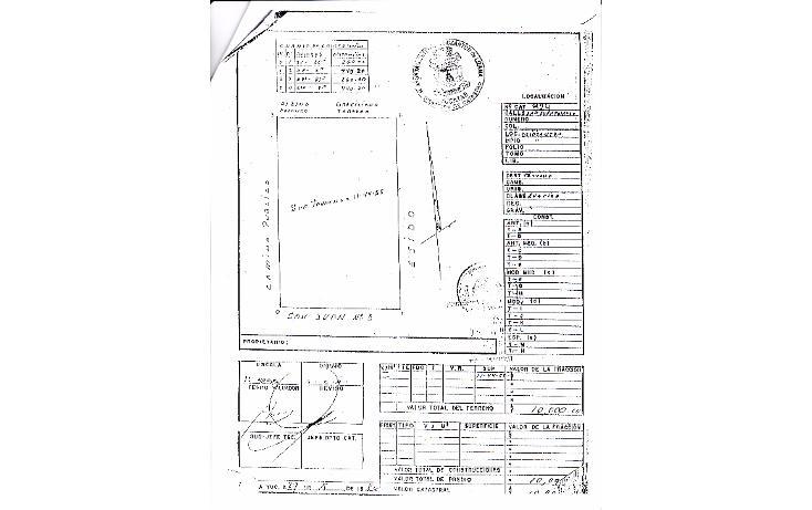 Foto de terreno habitacional en venta en  , dzidzantun, dzidzantún, yucatán, 1145685 No. 05