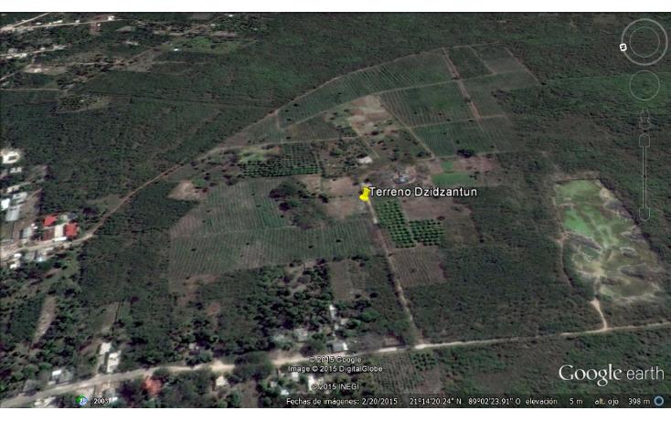 Foto de terreno comercial en venta en  , dzidzantun, dzidzantún, yucatán, 1719050 No. 03