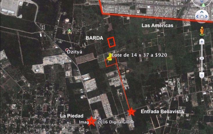 Foto de terreno comercial en venta en, dzitas, dzitás, yucatán, 1896760 no 01