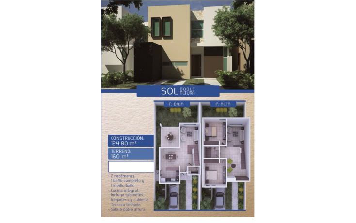 Foto de casa en venta en  , dzitya, mérida, yucatán, 1049235 No. 02