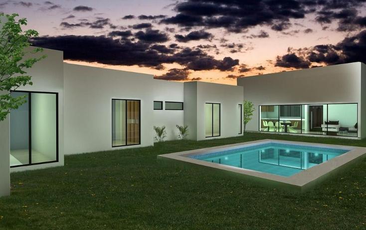 Foto de casa en venta en  , dzitya, mérida, yucatán, 1052031 No. 01