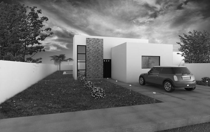 Foto de casa en venta en  , dzitya, mérida, yucatán, 1052031 No. 05