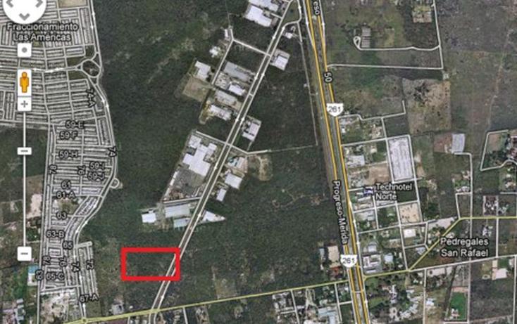 Foto de terreno comercial en venta en  , dzitya, mérida, yucatán, 1059943 No. 01