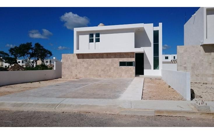 Foto de casa en venta en  , dzitya, mérida, yucatán, 1062543 No. 01