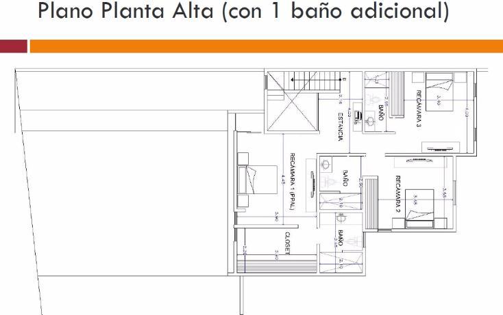 Foto de casa en venta en  , dzitya, mérida, yucatán, 1062543 No. 15