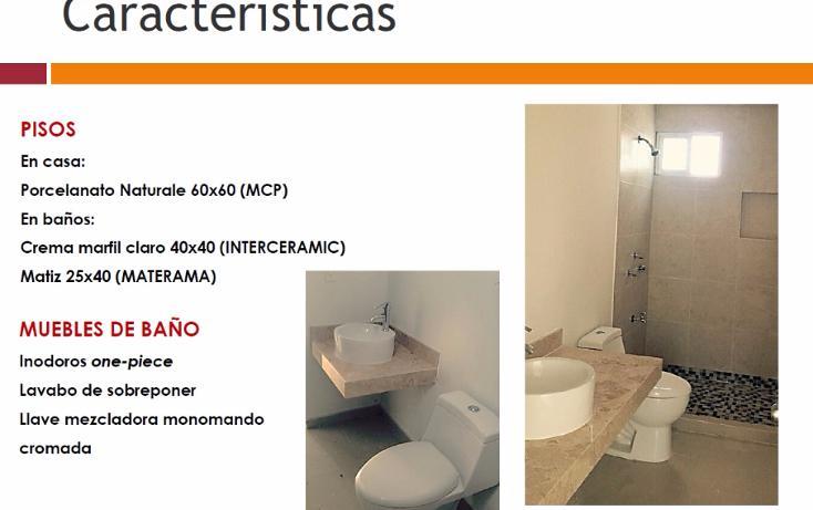 Foto de casa en venta en  , dzitya, mérida, yucatán, 1062543 No. 19