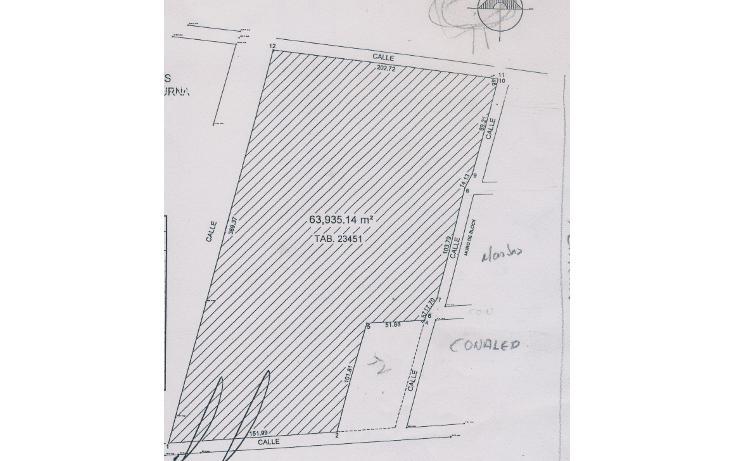 Foto de terreno comercial en venta en  , dzitya, mérida, yucatán, 1065267 No. 01