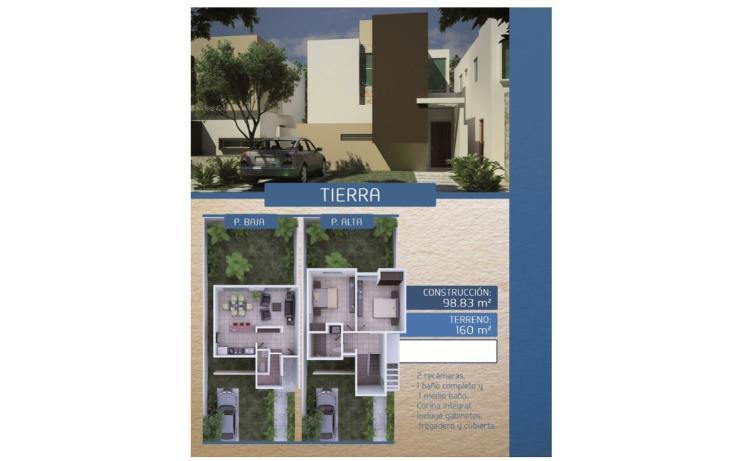 Foto de casa en venta en  , dzitya, mérida, yucatán, 1065685 No. 02