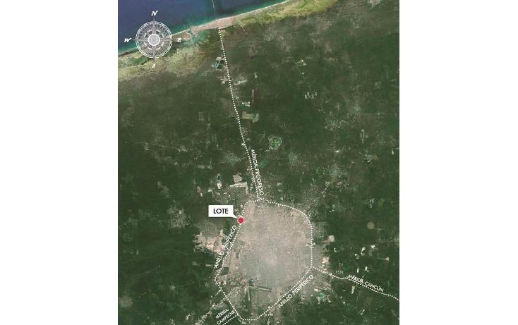 Foto de terreno habitacional en venta en  , dzitya, mérida, yucatán, 1089001 No. 01