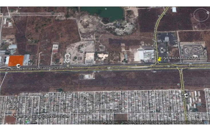 Foto de terreno habitacional en venta en  , dzitya, mérida, yucatán, 1089001 No. 02