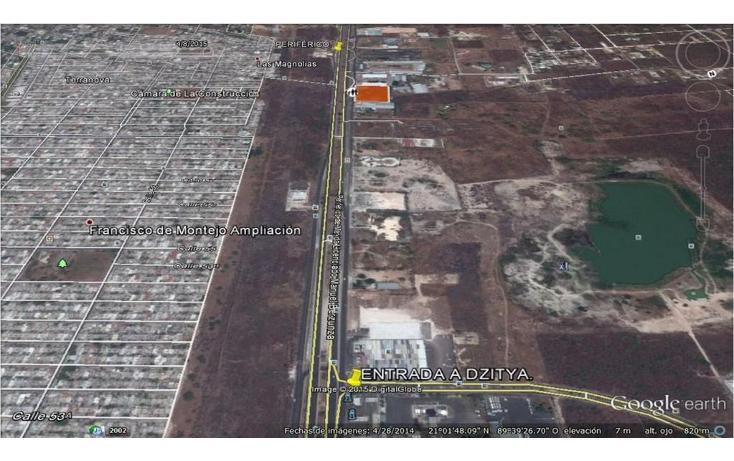 Foto de terreno habitacional en venta en  , dzitya, mérida, yucatán, 1089001 No. 03
