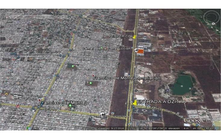 Foto de terreno habitacional en venta en  , dzitya, mérida, yucatán, 1089001 No. 05