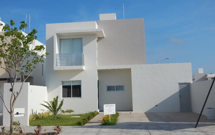 Foto de casa en venta en  , dzitya, mérida, yucatán, 1096841 No. 01
