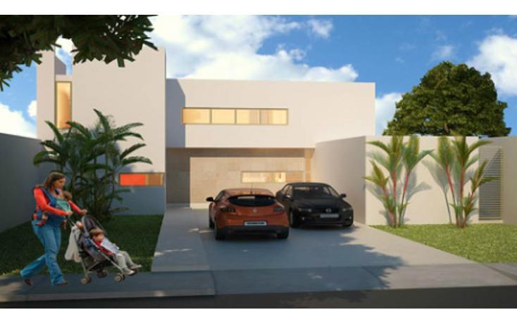 Foto de casa en venta en  , dzitya, mérida, yucatán, 1098203 No. 01