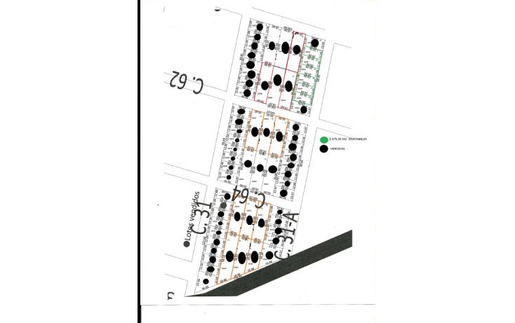 Foto de terreno habitacional en venta en  , dzitya, mérida, yucatán, 1098299 No. 02