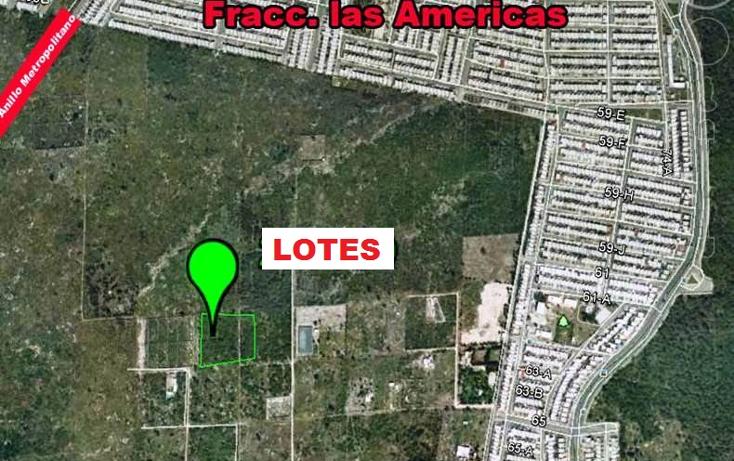 Foto de terreno habitacional en venta en  , dzitya, mérida, yucatán, 1098299 No. 04