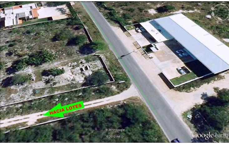 Foto de terreno habitacional en venta en  , dzitya, mérida, yucatán, 1098299 No. 08