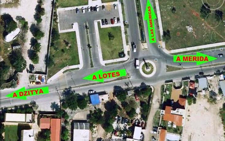 Foto de terreno habitacional en venta en  , dzitya, mérida, yucatán, 1098299 No. 09