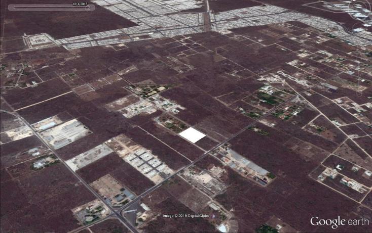 Foto de terreno comercial en venta en  , dzitya, mérida, yucatán, 1098655 No. 02