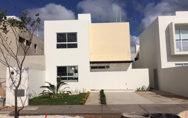 Foto de casa en venta en  , dzitya, mérida, yucatán, 1099539 No. 01