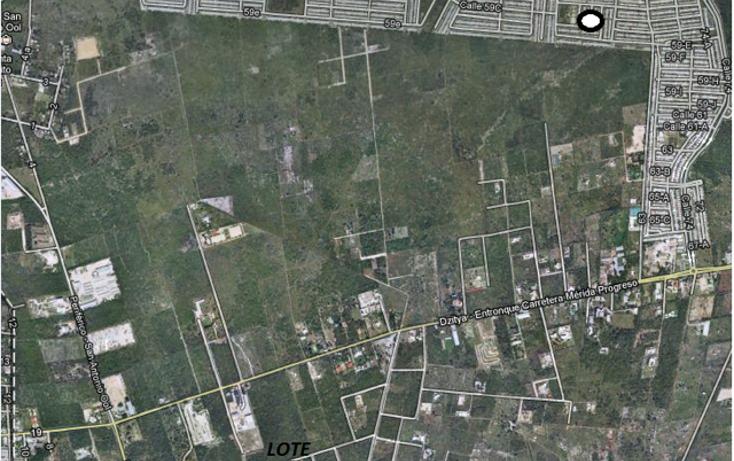 Foto de terreno habitacional en venta en, dzitya, mérida, yucatán, 1100529 no 03