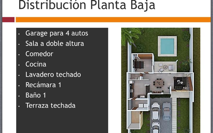 Foto de casa en venta en  , dzitya, mérida, yucatán, 1107701 No. 08