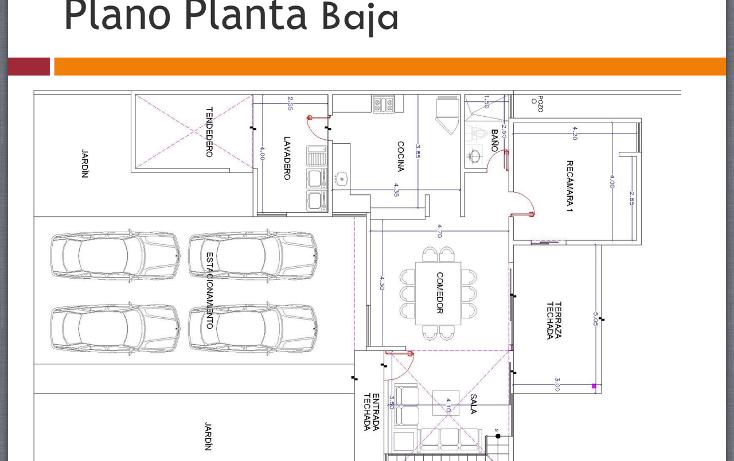 Foto de casa en venta en  , dzitya, mérida, yucatán, 1107701 No. 09
