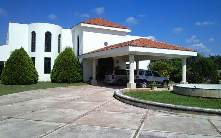 Foto de casa en venta en  , dzitya, mérida, yucatán, 1108649 No. 01