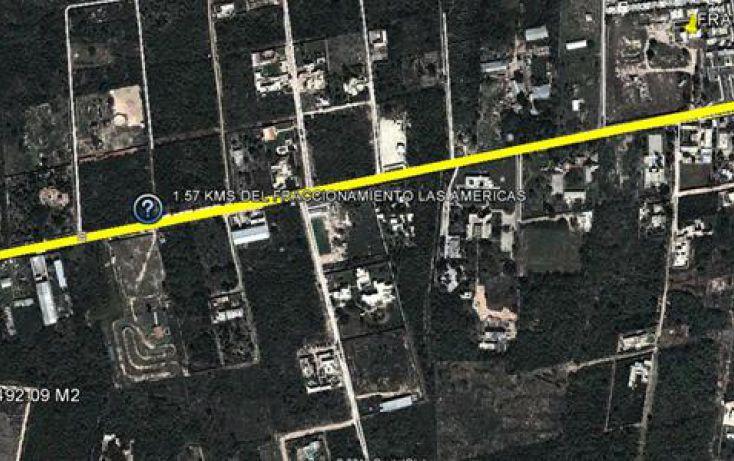 Foto de terreno habitacional en venta en, dzitya, mérida, yucatán, 1110137 no 01