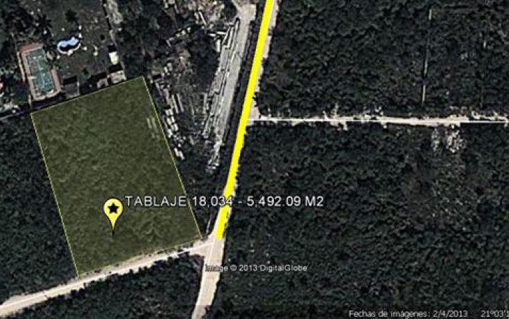 Foto de terreno habitacional en venta en, dzitya, mérida, yucatán, 1110137 no 02
