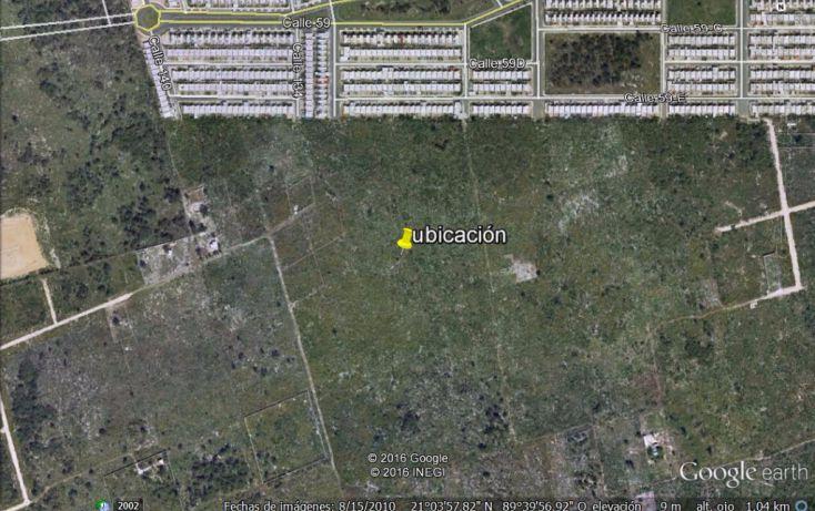 Foto de terreno habitacional en venta en, dzitya, mérida, yucatán, 1112137 no 01