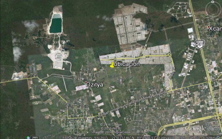 Foto de terreno habitacional en venta en, dzitya, mérida, yucatán, 1112137 no 03