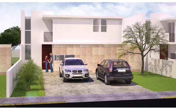 Foto de casa en venta en  , dzitya, mérida, yucatán, 1120023 No. 01