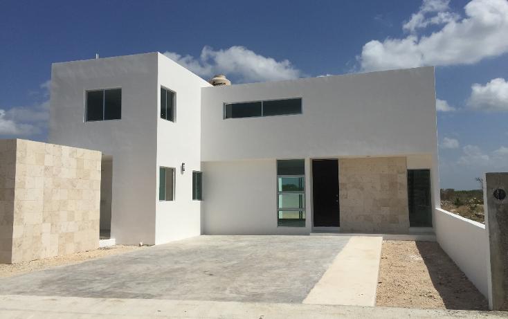 Foto de casa en venta en  , dzitya, mérida, yucatán, 1123085 No. 01